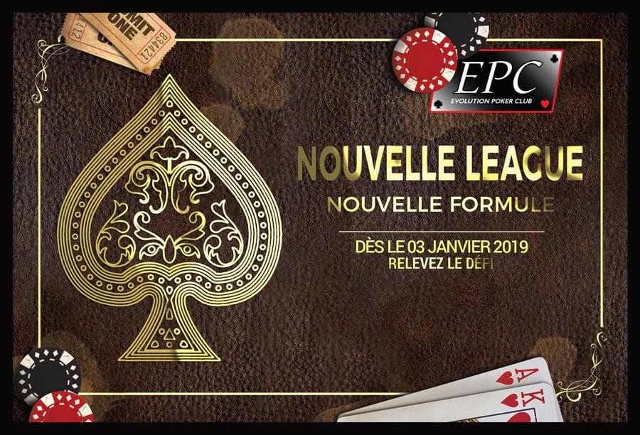 Nouvelle League – Nouvelle Année